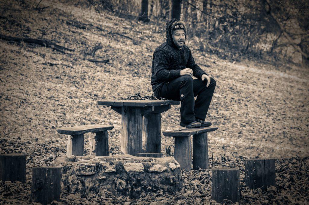 寂しさを感じる
