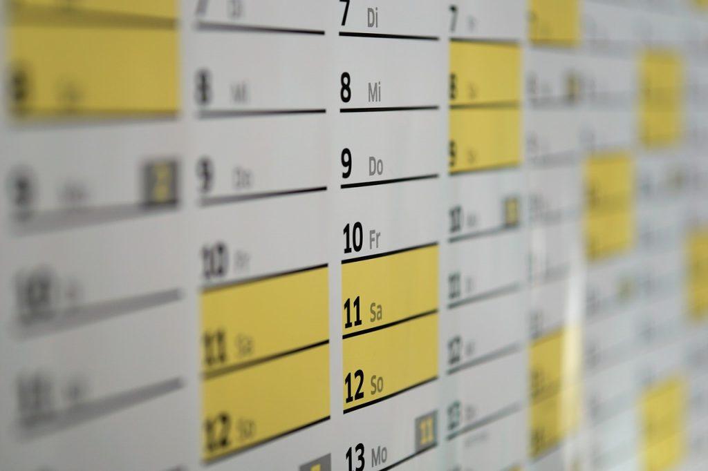 復縁を保留にされた場合の待つべき期間はどれくらい?