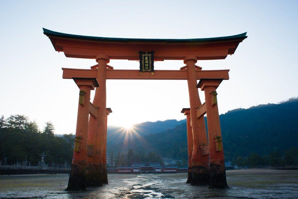 神戸の氷室神社には復縁の神様が祀られている