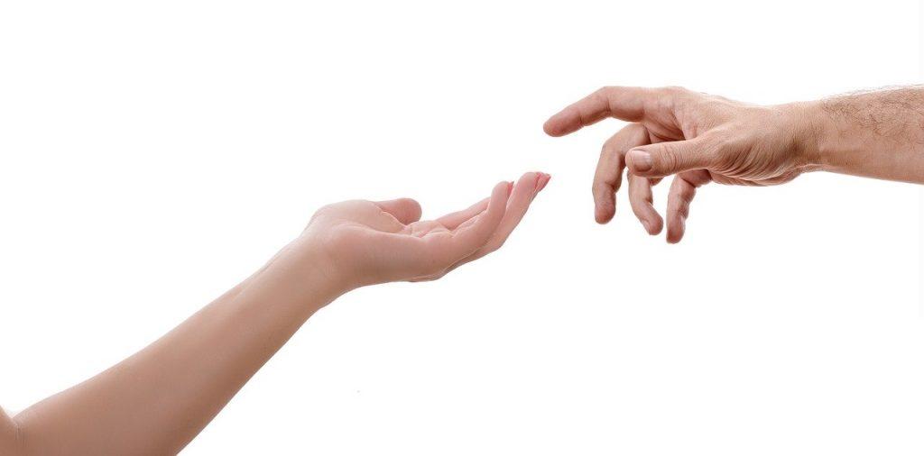 絶縁状態からの復縁法:引き寄せの法則を使う